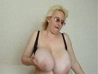 mature-older woman-russian