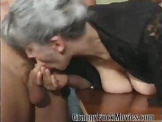 dick-grandma-granny-party