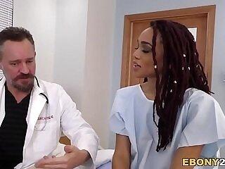 busty-doctor-ebony-fuck-group-pregnant