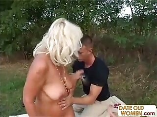 grandma-love-outdoor