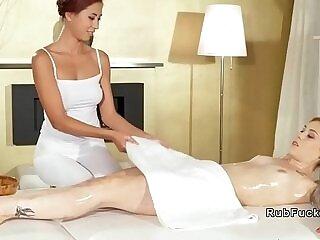 asian-lesbian-massage-redhead