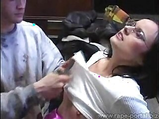 brunette-forced-naughty-rough-xxx-woman