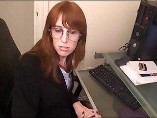 hairy-natural-redhead