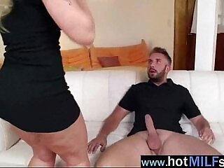dick-lady-mature-monster cock-older woman-riding