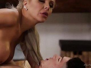 cock-massage-riding-stepmom