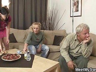 bitch-dick-fat-father-grandpa-riding