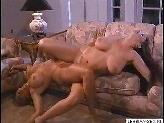 blonde-brunette-couch-lesbian-pussy-xxx