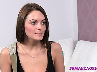 amazing-audition-bisexual-boobs-brunette-casting