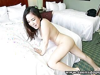 bald pussy-casting-cum-pinay-first time-interview